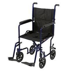 Lightweight Transport Wheelchair