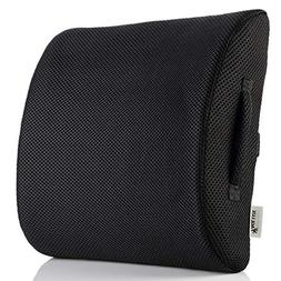 Lower Back Lumbar Support Pillow Back Pain Relief For Office