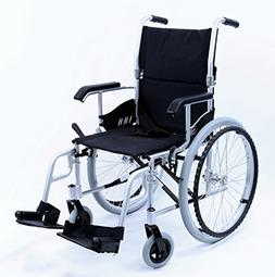 New Karman LT-980  Ultra Lightweight Wheelchair with Swing A