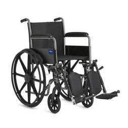 MEDLINE MDS806200EE K1 Basic Wheelchairs