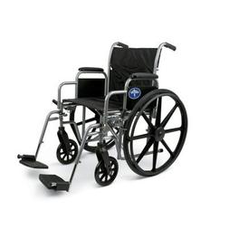 MDS806650E - K3 Basic Lightweight Wheelchairs