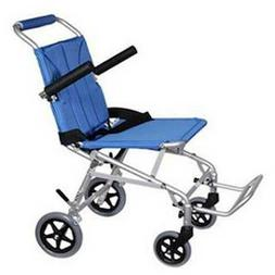Drive Medical SL18 Super Light Folding Transport Chair with