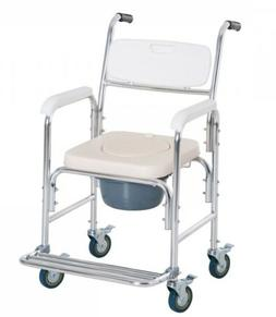 Medical Toilet Seat Mobility Assist Commode Shower Transport