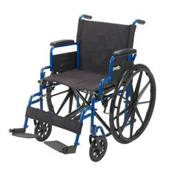 """Drive Medical Wheelchair Flip Back Desk Arms 16""""Seat Swing-A"""
