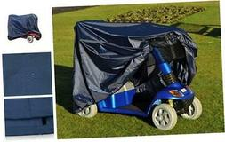 Mobility Scooter Rain Storage Cover, 600D Oxford Fabric Whee