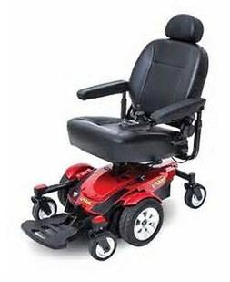 NEW Pride Jazzy Select 6-Power Wheelchair With Purchase