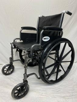 New ProBasics Standard Comfort Wheelchair w/Elevating Leg Re