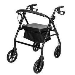 NEW Transport Chair and Rollator All in One Medical Walker W