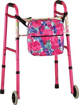 NOVA Medical Universal Tote Bag for Folding Walker, Rollator