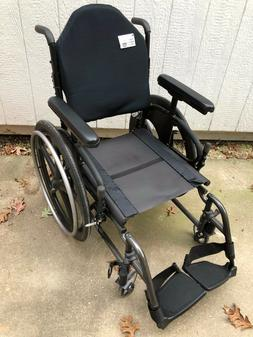 NXT Armadillo self propelled/manual wheel chair