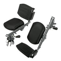 Medline Pair Of Wheelchair Elevating Legrests