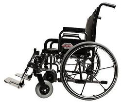 """Paramount XD Heavy Duty Wheelchair, 30"""" Wide Seat, 650 lb we"""