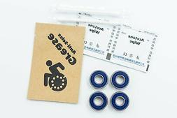 TiLite Wheelchair Bearings 608 R6 R8 ABEC-3/5 Front Casters,