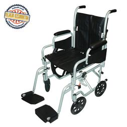Poly - Fly High - Strength Lightweight Wheelchair / Transpor