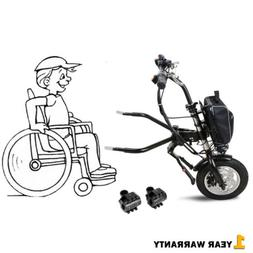 36V 350W  Power Electric Wheelchair  kit e-Tractor Attachmen