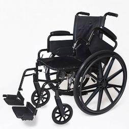 NEW ProBasics Lightweight Wheelchair with Elevating Legrests
