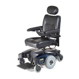 Pronto M51 Power Wheelchair with Captain's Base Seat Size: 1