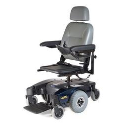 Pronto M51P Power Wheelchair with Solid Seat Base Seat Size: