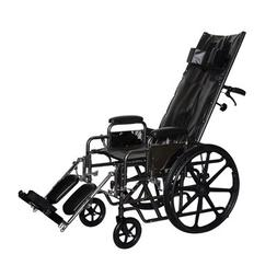 Full Reclining Wheelchair Seat Size: 16""