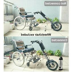 Scooter Attachable Electric Handcycle Handbike Wheelchair 48
