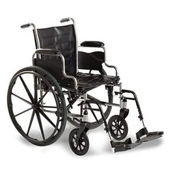 Wheelchairs Self-Propelled Multi-Purpose Folding Lightweight