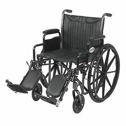 Silver Sport 2 Wheelchair with Various Arms Styles and Front