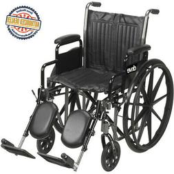 silver 2 wheelchair