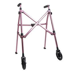 Able Life Space Saver Walker, Regal Rose, 1 ea