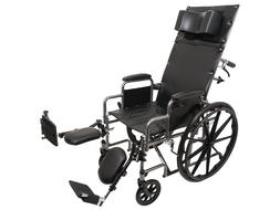 ProBasics Standard Reclining Wheelchair - Padded Detach Desk