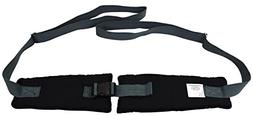Secure SWSB-1 Soft Padded Wheelchair Positioning Seat Belt w