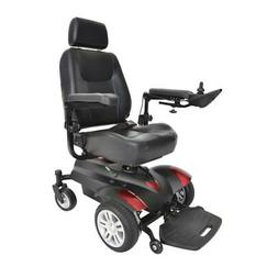 TITAN18CS - Drive Medical Titan Transportable Front Wheel Po