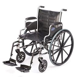 Invacare - Tracer EX2 - Manual Wheelchair - Removable Desk-L