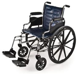 Invacare Tracer EX2 Wheelchair 20 in.X16 in. With Removable