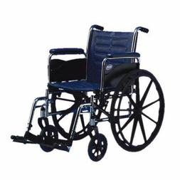 Invacare Tracer Ex2 Wheelchair Permanent Arms/20 x 16