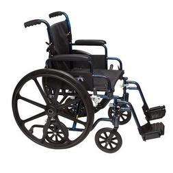 ProBasics The Transformer Wheelchair Blue Flame