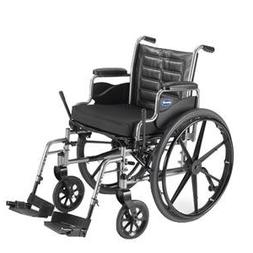 "Invacare TREX20RP 20"" Tracer EX2 Wheelchair-Foot Rests Sold"