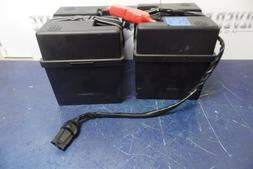 Drive Medical Trident HD Battery Box Boxes w/ Wiring Harness