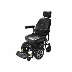 trident power wheelchair front wheel