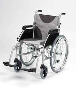 Ultra Lightweight Aluminium Self-Propelled Wheelchair