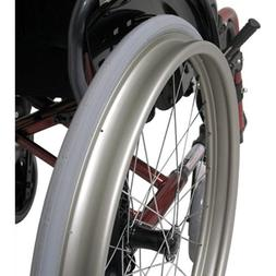 Karman Anti Tippers for S-305 Series Ergonomic Wheelchair, B