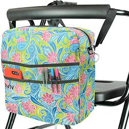 Universal Travel Tote for Carrying Accessories Wheelchair Ro