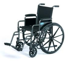 "Veranda 18"" Standard Wheelchair Arm Type: Permanent Full Len"