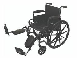 ProBasics WC21816DE K2 Standard Hemi Wheelchair, 1 Each,