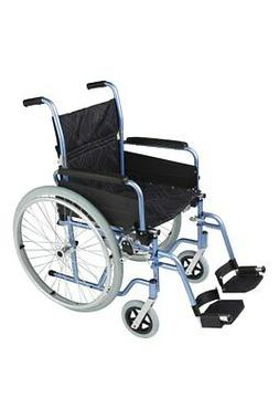 Wheelchair Alum Self Propelled Lightweight 125KG