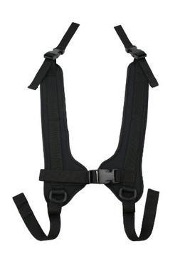 Rehabilitation Advantage Wheelchair Chest Harness with Front