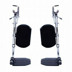 Invacare Wheelchair Elevating Foot Leg Calf Rest Pad -