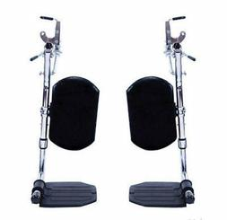 Invacare Wheelchair Elevating Foot Leg Calf Rest Pad