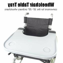 Wheelchair Lap Tray Table Accessories Cup Holder Portable Ea