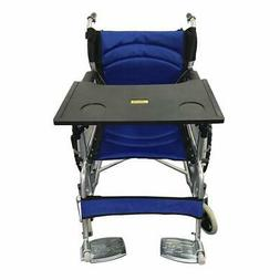 Wheelchair Lap Trays Table With Cup Holder Plastic Medical P
