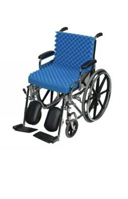 Wheelchair Pad With Back Seat Cushion Recliner Convoluted Eg